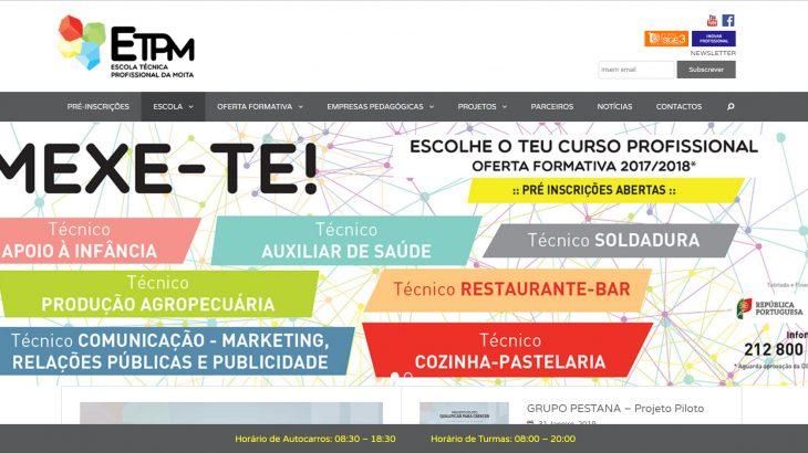 Website ETPM